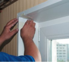 пластиковые окна теплоизоляция